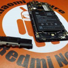Xiaomi Redmi 5a: ремонт и замена деталей