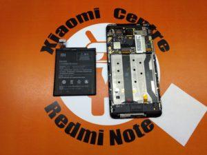 Замена батареи Ксиаоми