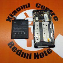 Замена Батареи Xiaomi