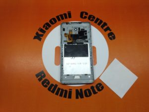 Замена крышки Xiaomi